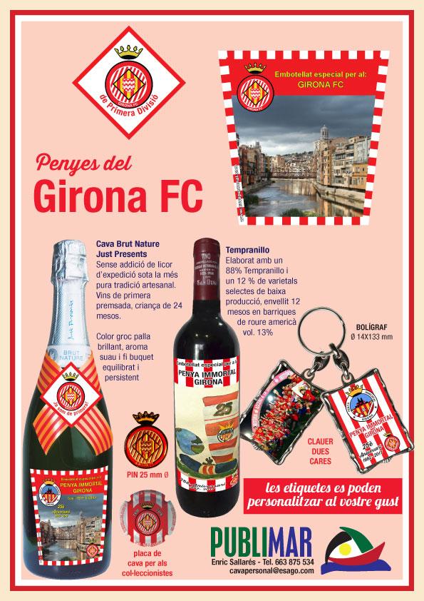 Publicidad Girona FC
