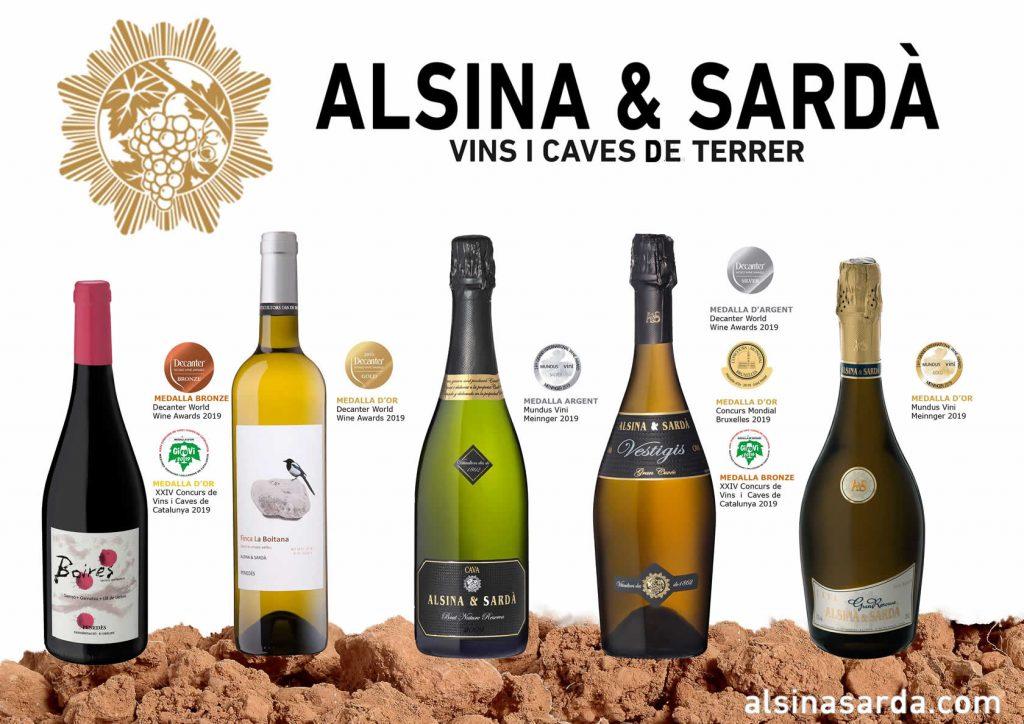 Vins i Caves Alsina & Sardá
